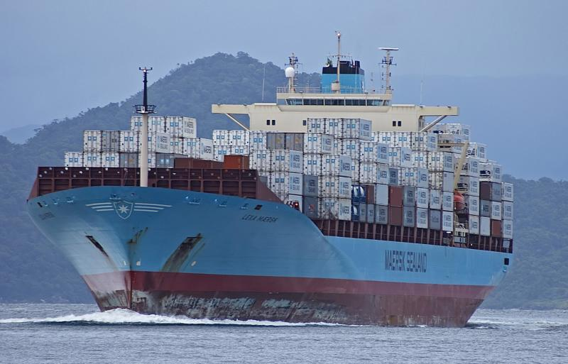 Maersk Container Vessel