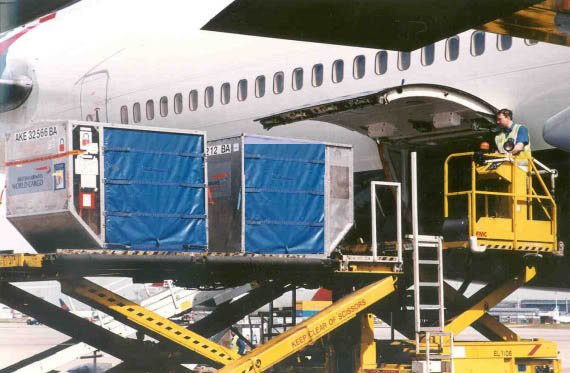 Loading Airfreight Liner
